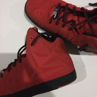 Nike Lebron XI Lifestyle Red