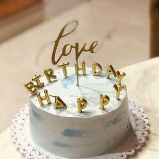 Customize cake