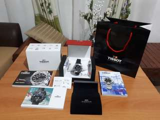 Brandnew Tissot t touch 2 sale o swap to iphone x o 8plus