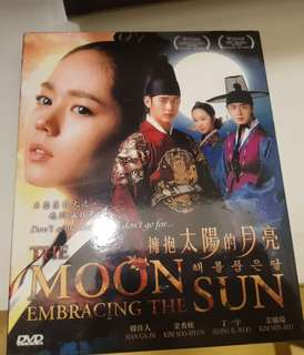 DVD- korean dram