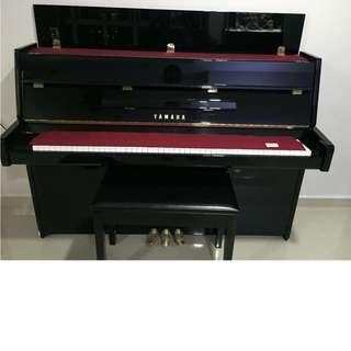 Yamaha piano JU 109 PE