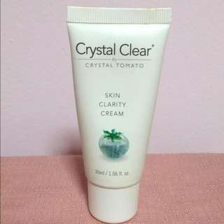 Crystal Tomato Clarity Cream