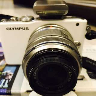 Olympus E-PL3 Camera (used) White