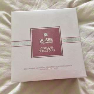 Special packing SUISSE Programme Cellular Deluxe duet
