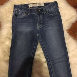 Guess Girl Skinny Jeans ( 6 Yeas Old )