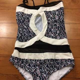BN Chanel Swimming Costume