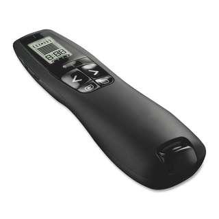 🚚 R800 2.4Ghz USB Wireless Presenter PPT Remote Control Laser Pointer for Powerpoint Presentation