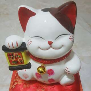 BN • Fortune Cat Coin Bank