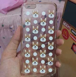 SoftCase Hachiko for IPhone 6/6s