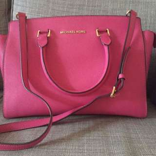 Preloved michael kors selma large