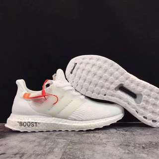 Off-White x adidas Boost