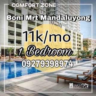 Boni Mrt Dansalan Mandauyong Dmci Kai Garden New Tower 11k per month