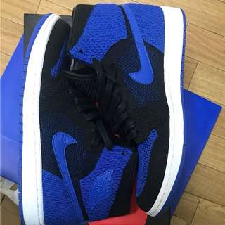 "ORI - Air Jordan 1 Retro Hi Flyknit ""Royal"""