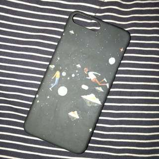 Case iphone 7+ atau 8+