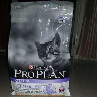 Proplan Kitten Chicken TERMURAH (makanan kucing proplan)