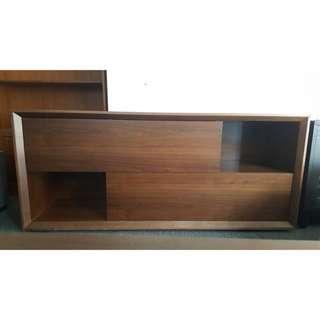 Domicil solid wood tv console