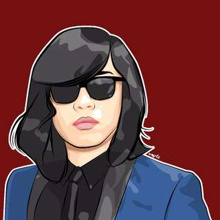Vector Art Potrait