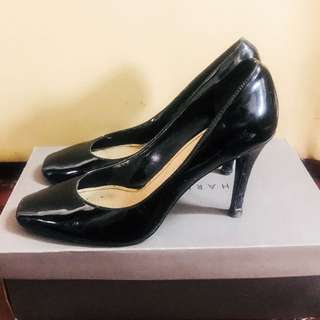 Black Shoes by Charles & Keith