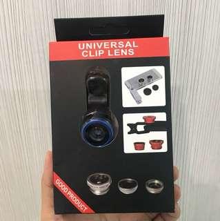 Universal Clip Lens (fisheye)