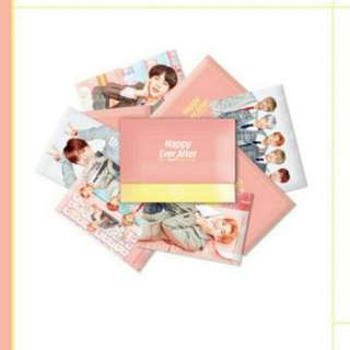 BTS 4TH MUSTER MINI PHOTOCARD LOOSE