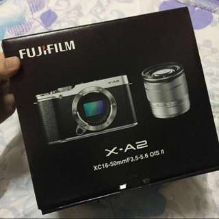 FUJIFLM X-A2 (REDUCE PRICE)
