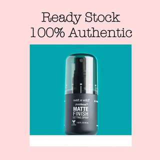 Setting Spray Matt Wet N Wild- Matte