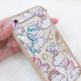 Casing Iphone6/s Case Unicorn