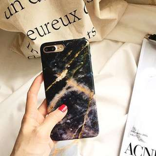 Casing Iphone6/s Marble Case