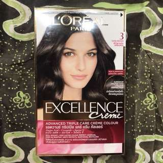 CAT RAMBUT LOREAL EXCELLENCE CREME
