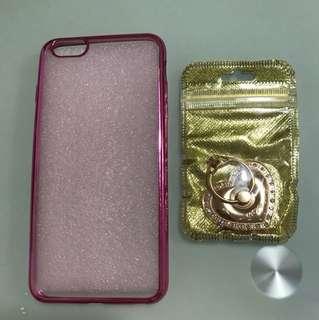I phone 7 plus 機套 + Ring