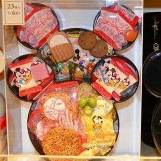 日本廸士尼米奇賀年全盒