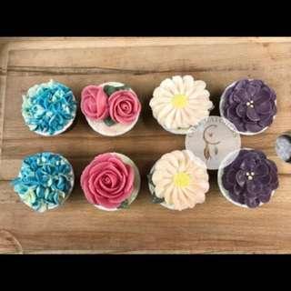 Mini cupcake唧花班