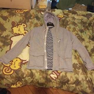 男裝棉質外套 (日本購)