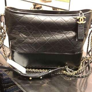 Chanel Gabrielle Hobo Bag Medium 全新 正貨 香奈兒 手袋