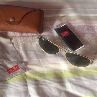 Rayban Aviator Sunglasses original