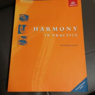 Harmony in Practice, by Anna Butterworth, Malaysia/Singapore Edition