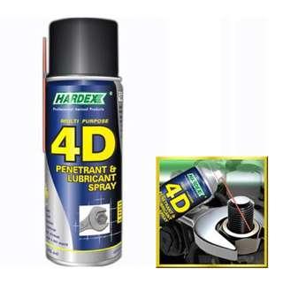 Hardex 4d anti rush