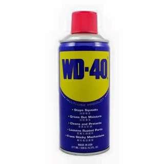 Wd40 anti rush
