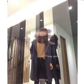 長板大衣外套