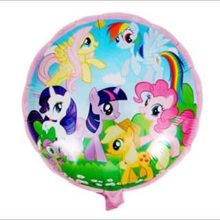 🌈 My Little Pony MLP Party Supplies - Balloons