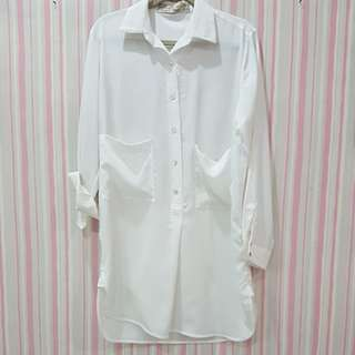 White BF shirt