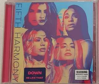 Fifth Harmony CD Album