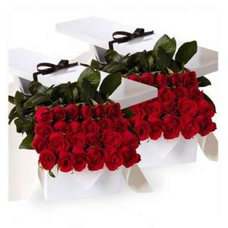 Valentine's Day promotion! Flower Gifts Box - 0057