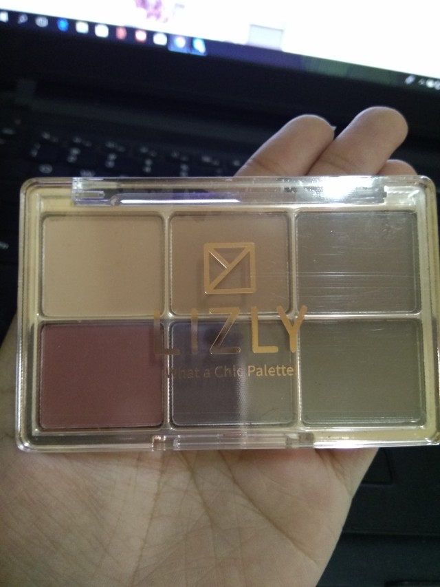 50%OFF Lizly What A Chic Palette