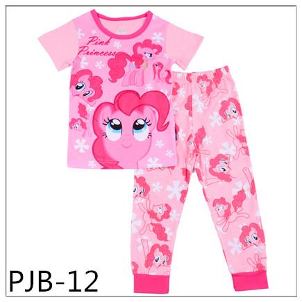 e9d7cba5c234 8Y-12Y Big Kid My little Pony Pajamas PJB-12