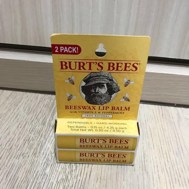 🇺🇸蜜蜂爺爺護唇膏