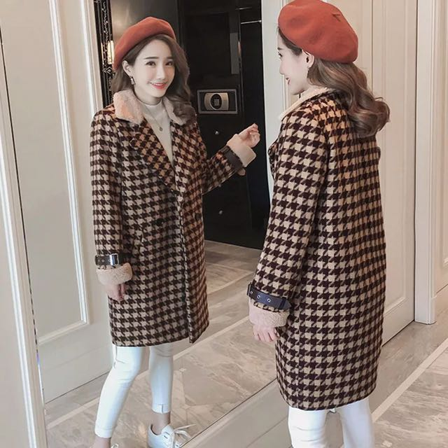 韓風大衣外套