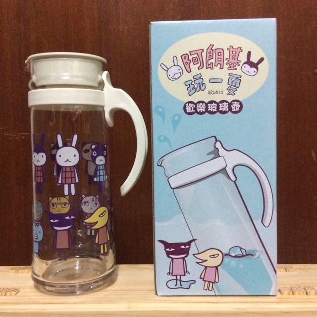 [阿朗基]歡樂玻璃壺 冷水壺