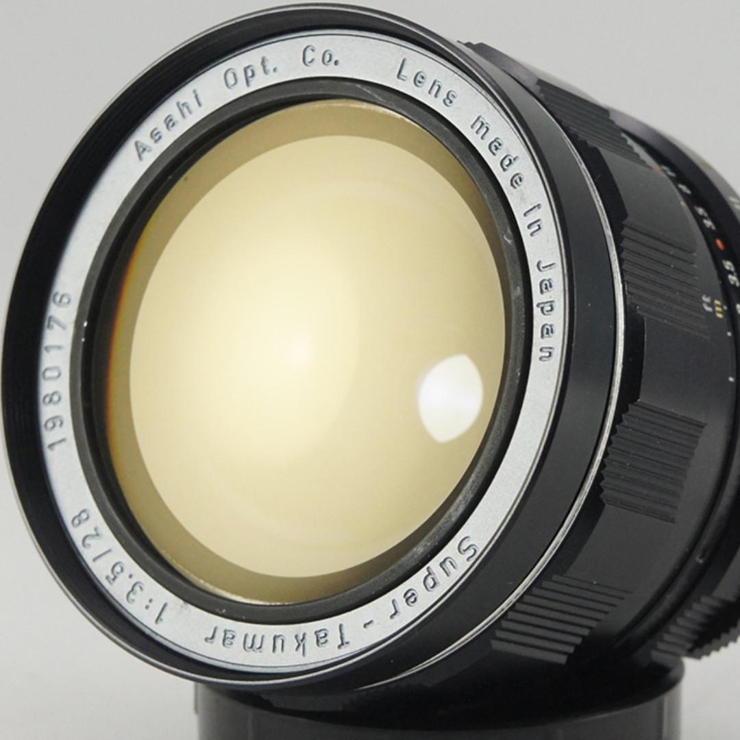 **日光銀鹽** 日鏡 Pentax Super-Takumar 28mm F3.5 M42接環 #176