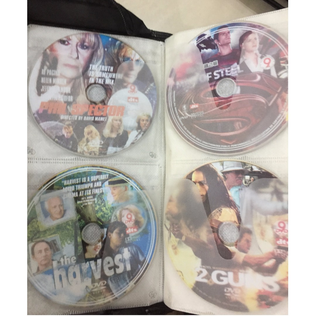Adult DVD's pack of 128 + FREE 50 DVD's